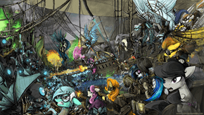 RP THREAD:The Great Changeling War