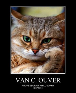 VAN C. OUVER