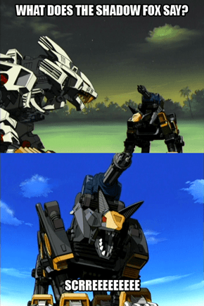 The CommandWolf Howls, The Liger Roars