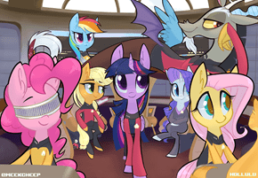Star Trek: The Pone Generation