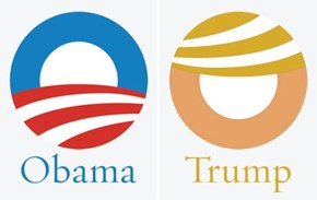 Obama's Logo Can Easily Be Repurposed