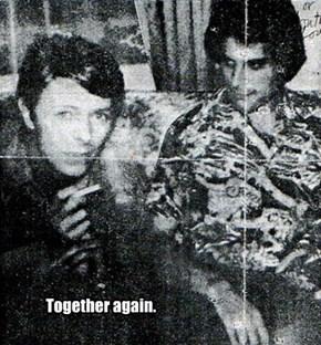 Rest easy, David.
