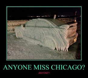 ANYONE MISS CHICAGO?
