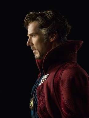 Marvelous New Images and Concept Art From Doctor Strange Have Been Released