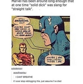 Captain America: Civil Union?
