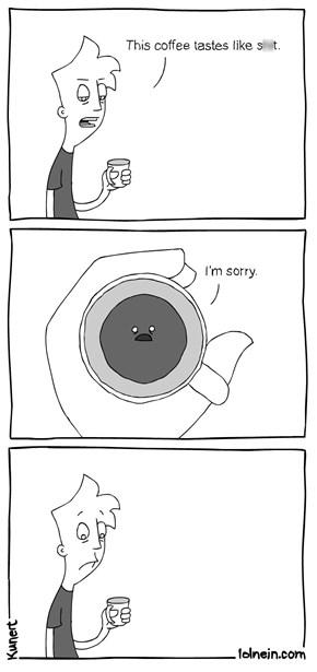 No, I'm Sorry