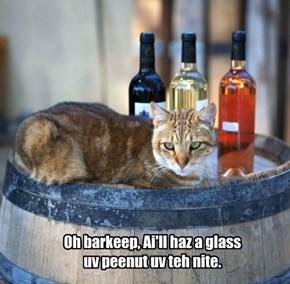 Pinot noir kitteh