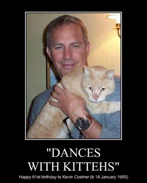"""DANCES WITH KITTEHS"""