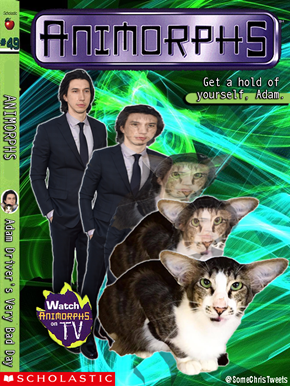 The Animorphs Novel We Deserve