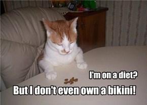 But I don't even own a bikini!