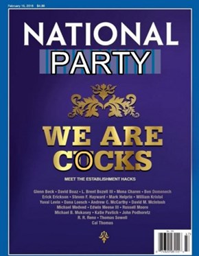 National Party NZ are C*cks