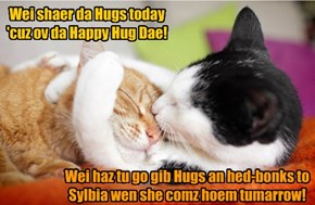 Happy National Hug Day, 2016!