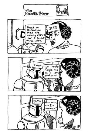 Stir the Pot, Leia
