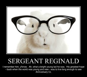 SERGEANT REGINALD