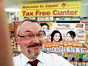Welcome Tourists, Spread Your Money Tax Free!