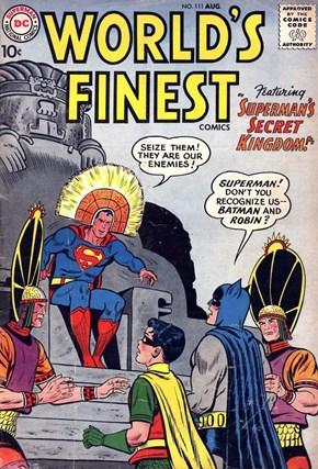 The Leaked Batman v Superman Plot