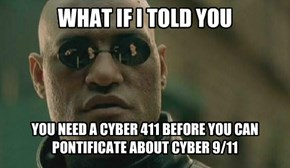 And You Can't Get It At A Cyber 7-11