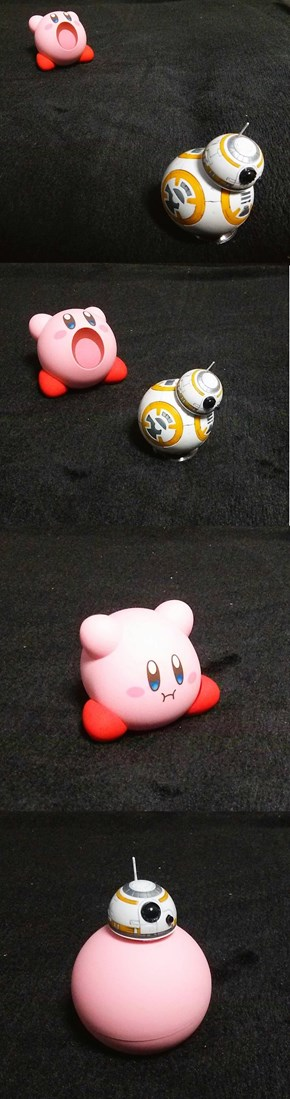 Kirby's New Power Awakens!