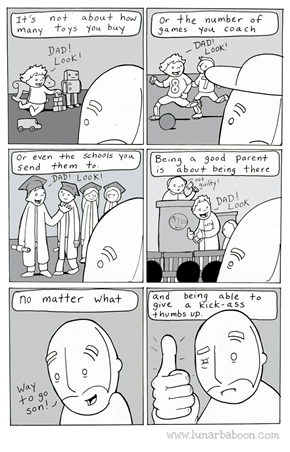 Maybe Those Things Do Matter a Little