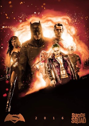Suicide Squad is Coming