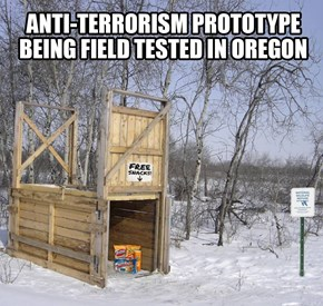 Anti-Terrorism field test