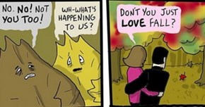 Grab a PSL and Snuggle Up, These Web Comics Will Remind You Why You Love Fall