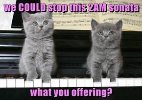 Tuna or tunes