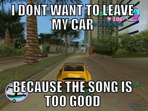 Ah, the Sweet Ol Vice City Problem