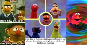 These Sesame Street Memes Will Put an Uncomfortable Spin on Your Childhood