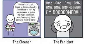 These Web Comics About Procrastination Will Help You Focus, After You're Done Reading This List