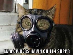 MAH OWNERS HAVIN CHILI 4 SUPPR