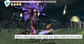 Today's Gamers Talk About Which Difficult Video Game Bosses Drove Them Crazy With Frustration