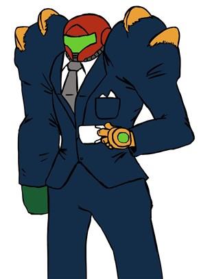Business Suit Samus