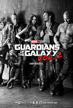James Gunn Reveals First Guardians of the Galaxy Vol. 2 Poster, and Offers Us Another Look at Baby Groot