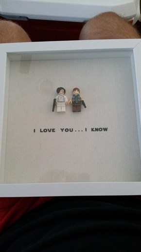 The Perfect Gift For Building a Geeky-Romance