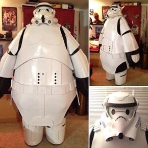 Baymax Trooper