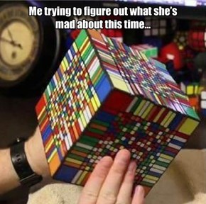 When She's Got You Puzzled