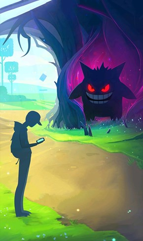 Pokemon GO Gets a Sweet New Login Screen With the Halloween Update