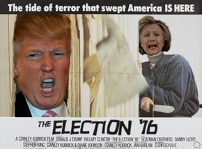 The Election '16 - The tide of terror is here