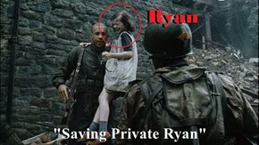 """""""Saving Private Ryan"""""""