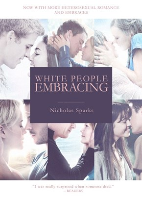 Because White People Have the Best Romances?