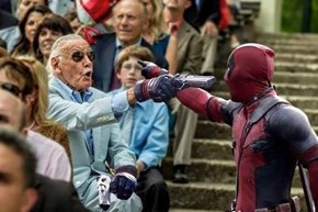 Can They Please Have This Moment In The Deadpool Sequel Tho?
