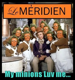My minions Luv me...