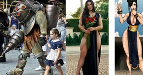 20 Cosplay Getup's That Had Us Beside Ourselves With Joy and Appreciation
