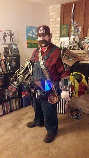 Fallout Mario