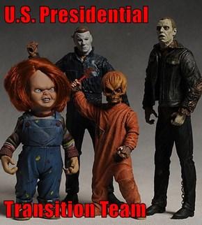 U.S. Presidential  Transition Team