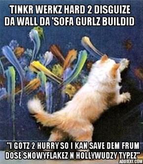 Tinkr helps out da 'Sofa Gurlz