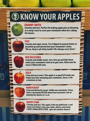 Know Your Apples