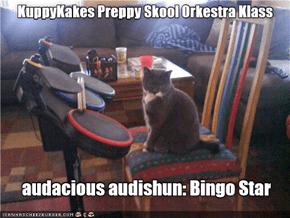 KuppyKakes Preppy Skool  Orkestra Klass