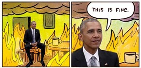 Obama Right Now
